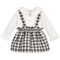 7adde7705c470 Paz Rodriguez Girls 3 Piece Skirt Set - little Boppers
