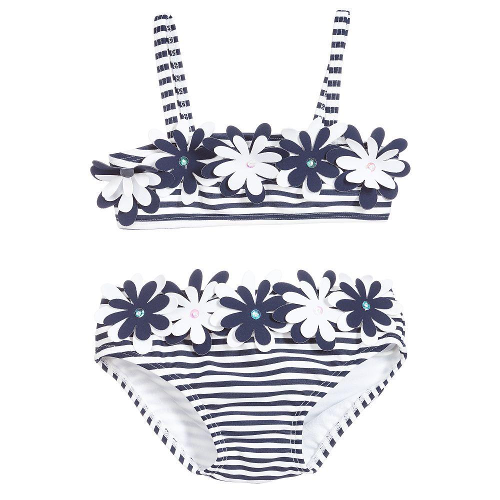 6e71d967d9e96 Kate Mack   Biscotti Girls Blue Bikini (UPF50+)
