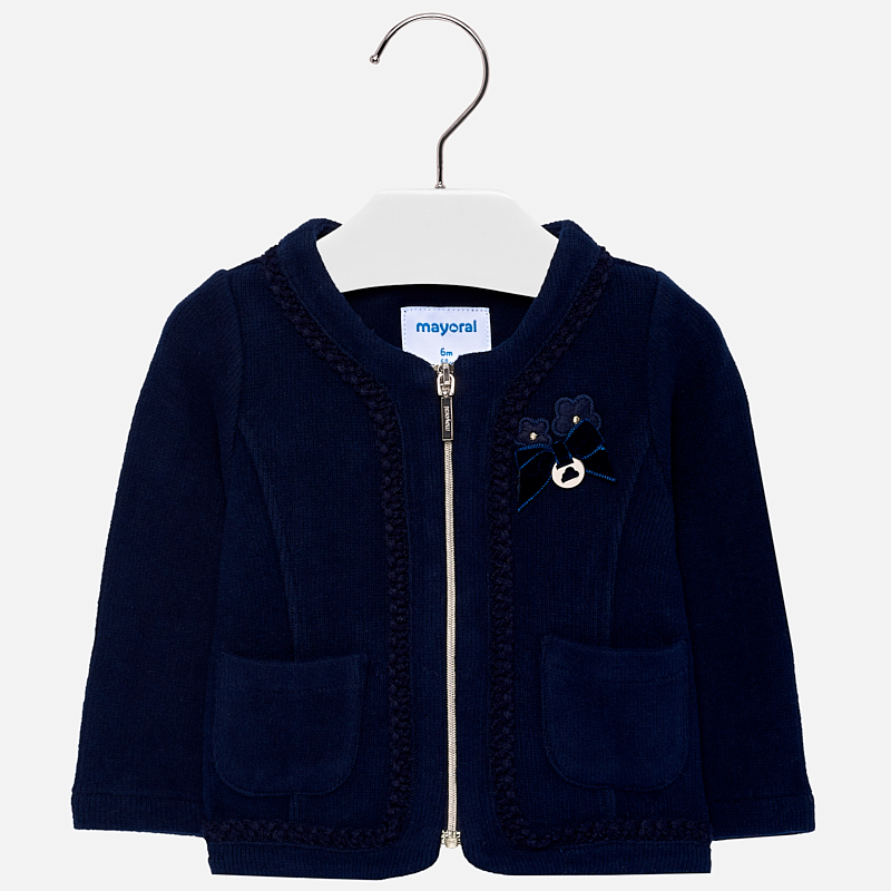 46f3e8cf7 Mayoral Jacket for baby girl - little Boppers