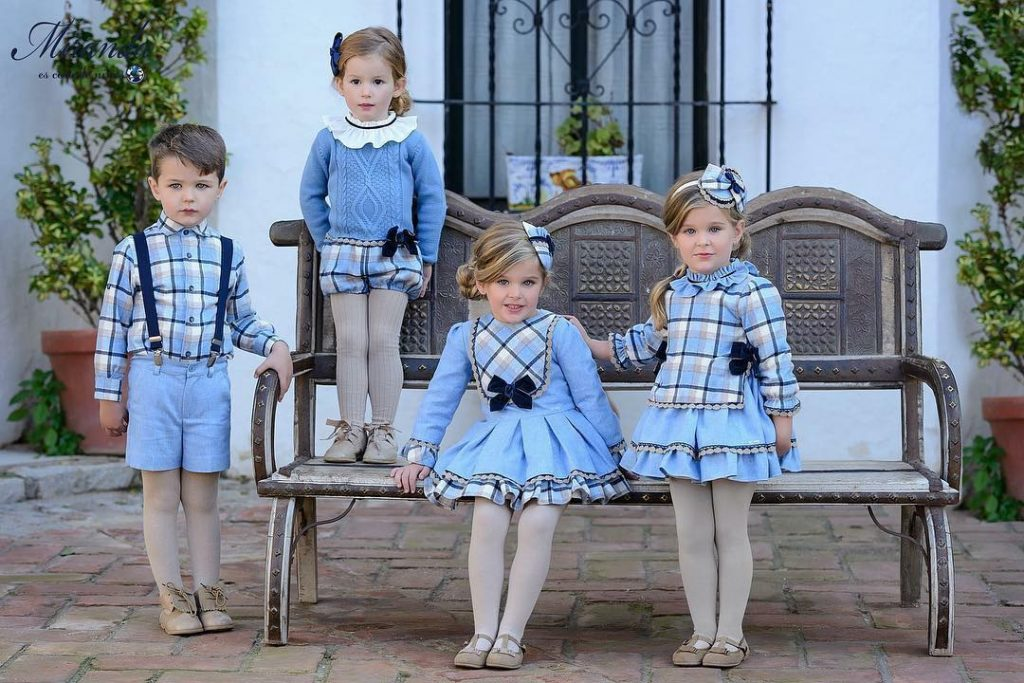 1365191dd77f Spanish Brand Miranda – Traditional with a Twist – Gorgeous Fabrics and  Fabulous Outfits for Baby, Toddler and Boys and Girls ages Newborn to 16  years.